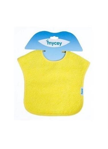 MYCey Mycey Havlu Önlük - Yeşil Sarı